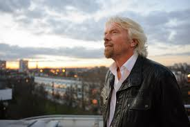 Richard Branson a dyslexic who became a business tycoon