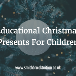 The best educational Christmas presents for children.
