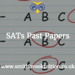 SATs Past Papers 2016