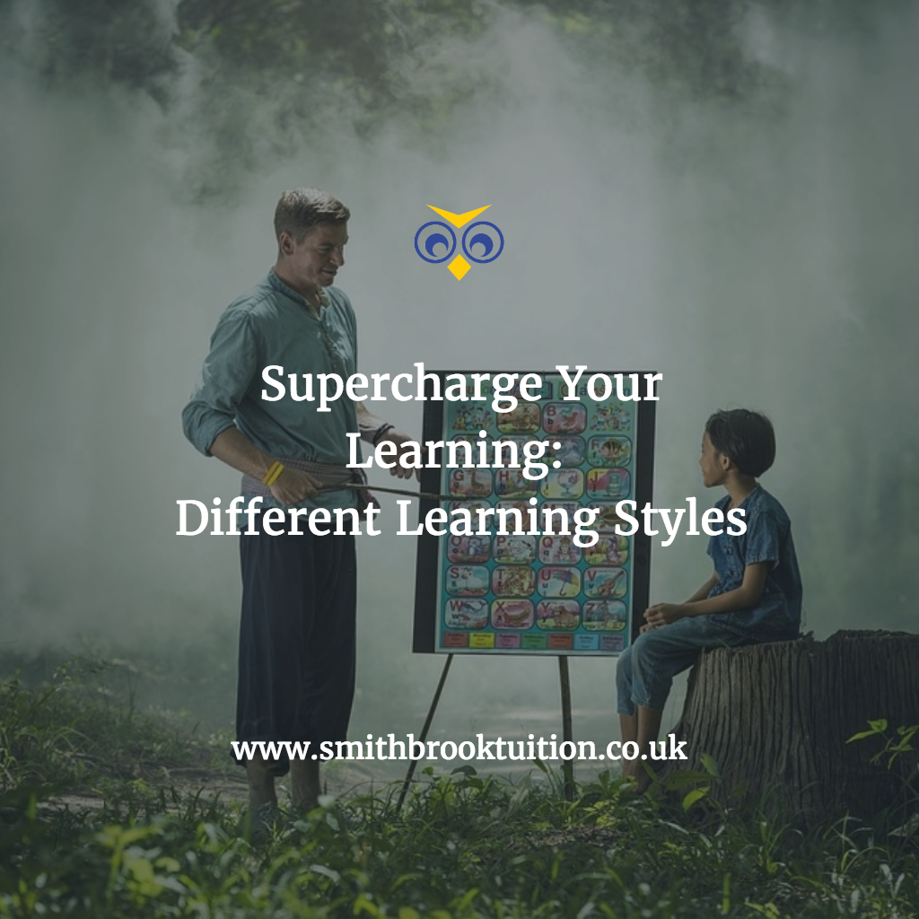 Ways to learn with different learning styles