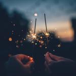 How do fireworks get their colours